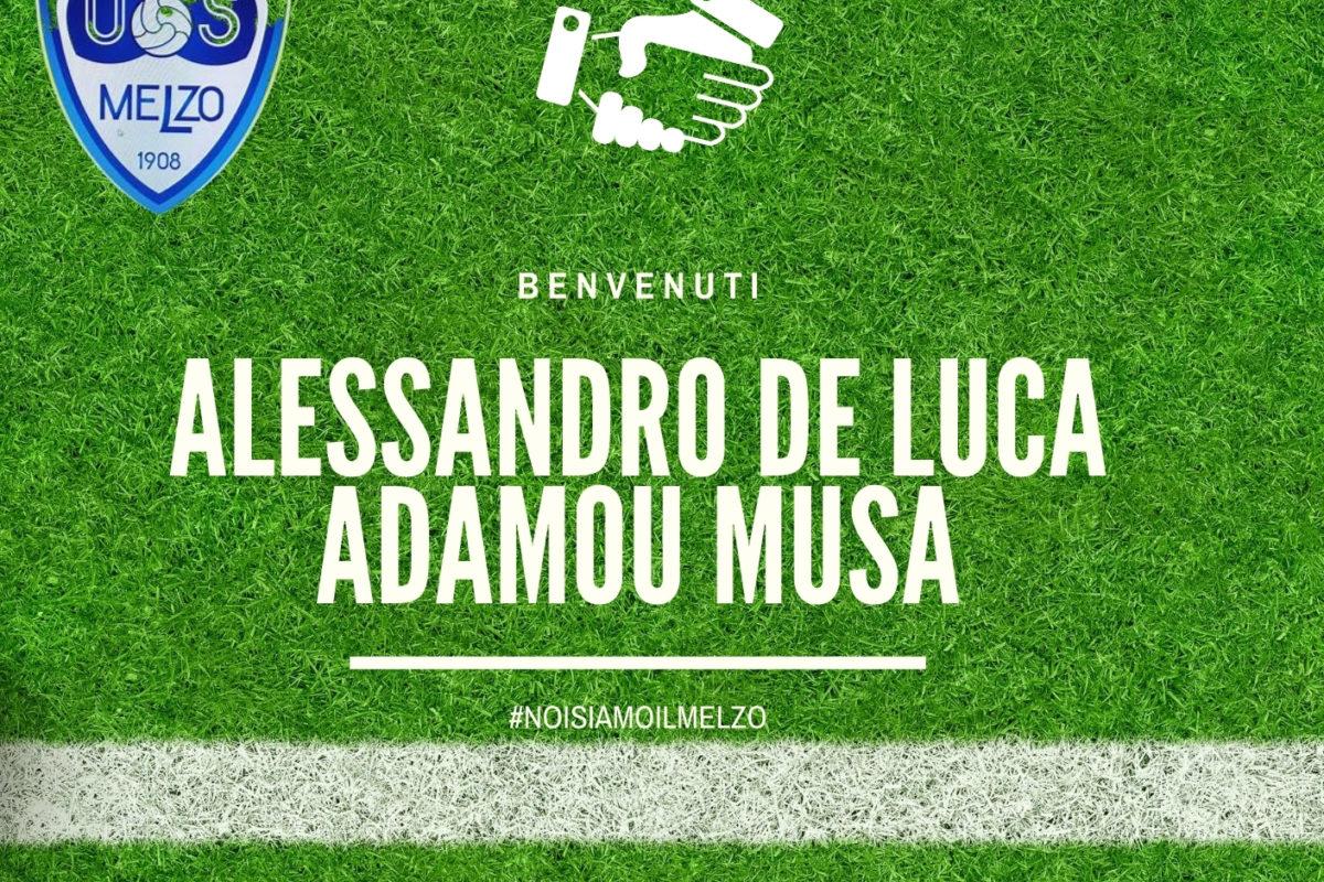 PRIMA SQUADRA – De Luca e Musa le new entry di giornata