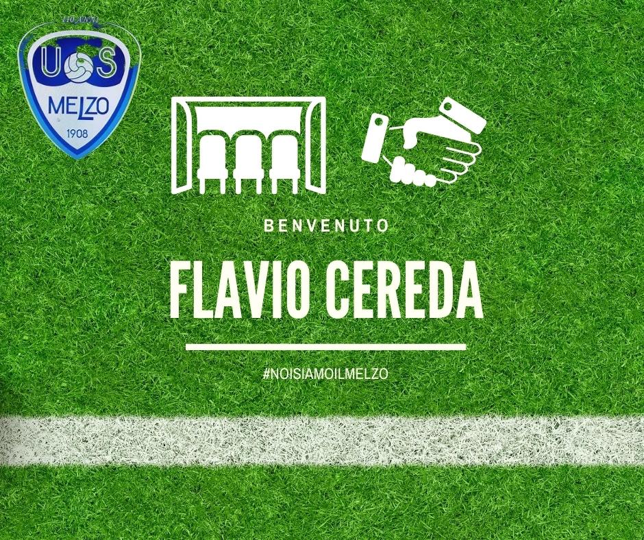 JUNIORES – Flavio Cereda nuovo allenatore