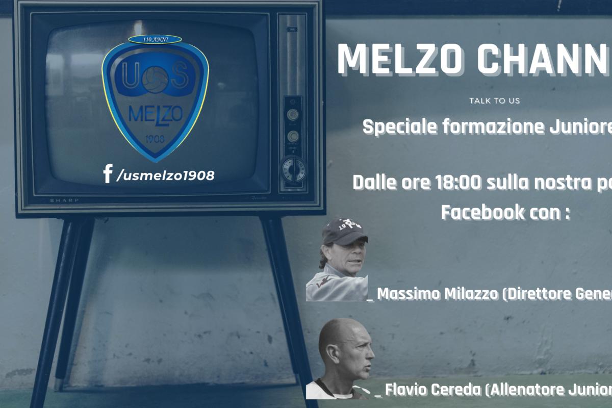 MELZO CHANNEL – Rivedi la seconda puntata