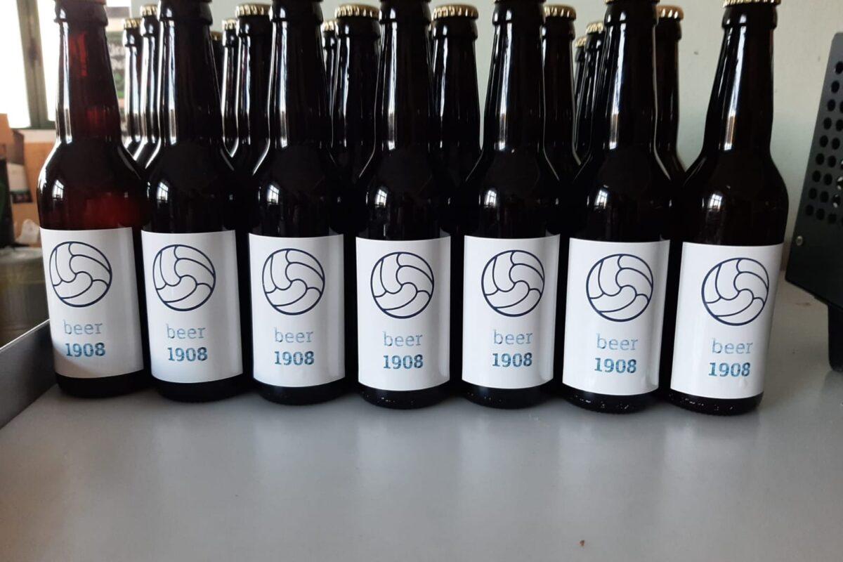 È in arrivo la birra biancazzurra