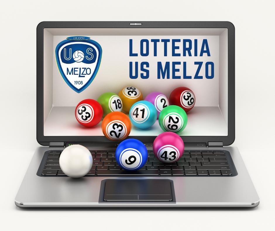 Iniziamo il 2021 con la lotteria US Melzo