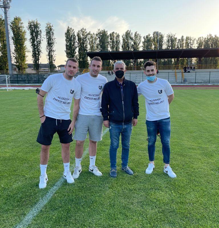 Locura Cup: Evaristo Beccalossi dà il via al torneo